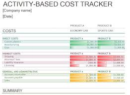 Cost Savings Tracking Template Cost Tracking Template Cost Tracking Spreadsheet