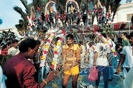 Image result for spiritual significance of thaipusam