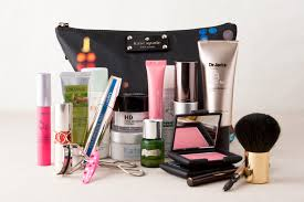 5 makeup bag essentials for work