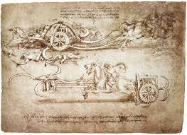best images about leonardo da vinci geometry scythed chariot artist leonardo da vinci completion date c 1483