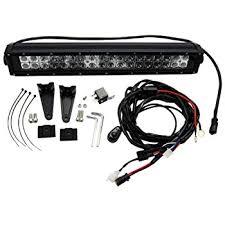 amazon com kc hilites 335 c20 20 108w led bar harness this item kc hilites 335 c20 20 108w led bar harness combo