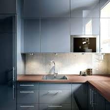 beautiful shiny kitchen cabinet inspiration for my wooden worktops and darker grey cabinets minus the shiny