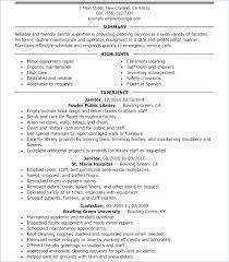 Janitor Resume New Free Sample Custodian Resume Best Janitorial Resume Sample Janitor
