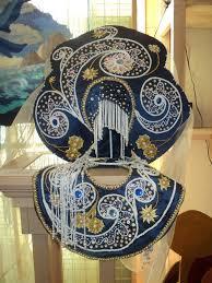 photo jpg Кокошник и ожерелье девичьего костюма Ангара Подойницына Ю дипломная работа 2009 г Руководитель Мельникова Л М