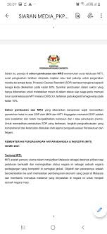 Di sini kami lampirkan contoh surat pelepasan bekerja pkpb / pkp 3.0 dan borang permit rentas negeri (pdrm) yang perlu disediakan untuk memudahkan urusan anda nanti. L Ghkjv7h4sngm