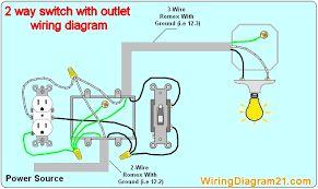 2 way light switch wiring diagram house electrical wiring diagram Double Light Switch Wiring Diagram 2 way light switch wiring diagram electrical circuit schematic how to wire 2 way switch with