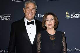 Paul Pelosi, imprenditore americano e marito di Nancy Pelosi