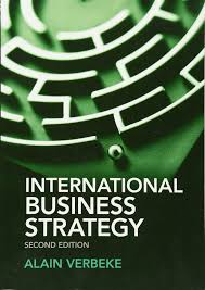 Buisness Strategy International Business Strategy Amazon De Alain Verbeke