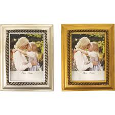 twisted rope photo frame size 8 x 10 rm8044