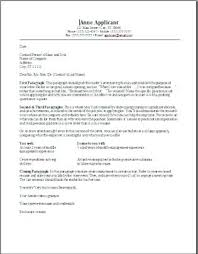 Cover Letter Template Download