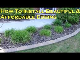 install landscape edging bricks. how to install a beautiful and affordable paving stone edging landscape bricks s