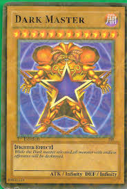 This card's atk/def become the combined original atk/def of the tributed monsters. Dark Master Value 0 99 157 76 Mavin
