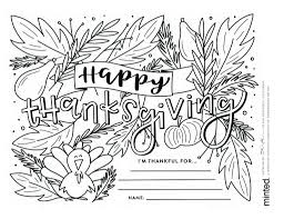 Free Printable Small Flower Coloring Pages With Free Thanksgiving