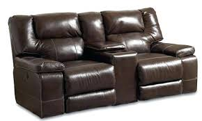 Double Power Reclining With Console Storage And Cup Holders Recliner Holder  Ashley Lane16