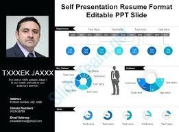 Resume Powerpoint Presentation Visual Resume Powerpoint Presentation Sample Visual Resume