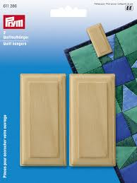 quilt hangers from prym quilting