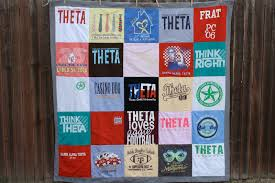 diy t shirt quilt part two of two
