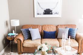 Makeover Living Room Before After With Havenly A Stunning Living Room Makeover