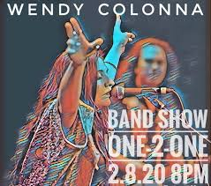 Wendy Colonna (Full Band) @ ONE-2-ONE BAR Austin, TX - February 8th 2020  8:00 pm