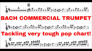 Bach Commercial Large Bore 462 Trumpet Being Tested On Crazy Tough Pop Chart Got To Be Real