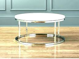 square marble coffee table round white modern elegant incredible with black legs c round marble coffee table