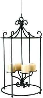 hanging candle holder chandelier chandelier candle holder round scroll wrought iron hanging candle holder chandelier indoor