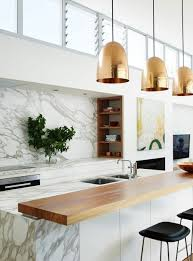 marvelous ideas modern pendant. marvelous 48 marble kitchens that are beyond gorgeous best stone modern pendant lighting sydney ideas i