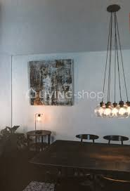 Vintage Hanging Lamp With 7 Glass Globes Online Best Buy At Living