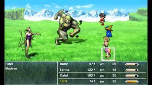 Final Fantasy V pc-ის სურათის შედეგი