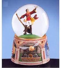 San francisco music box collection. San Francisco Music Box Harry Potter Sorcerer S Stone Waterglobe Amazon Co Uk Kitchen Home