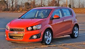2013 Chevrolet Sonic Test Drive - AutoNation Drive Automotive Blog