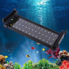 36 Aquarium Light Us 17 71 37 Off Us Eu Plug 6w Aquarium Light Fish Tank Smd 36 Led Light Lamp 28 X 10 5 X 2cm Marine Aquarium Lip Led Lighting In Lightings From Home