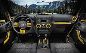 2014 jeep rubicon interior. looking for good interior decoration your jeep wrangler ecowlboy 18 pcs full set trim kit is just what you need 2014 rubicon