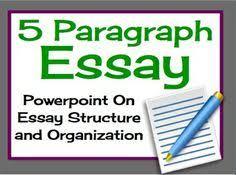 the paragraph more than a collection of sentences paragraph 5 paragraph essay powerpoint presentation essay organization