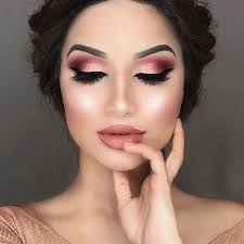 glam makeup with tarte cosmetics for dels