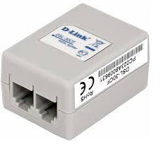 DSL-30CF <b>Сплиттер</b> xDSL <b>D</b>-<b>Link DSL</b>-<b>30CF</b>/<b>RS</b> RJ-11 ADSL ...