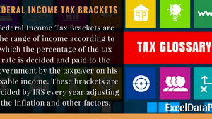 Federal Tax Chart 2017 Federal Income Tax Brackets For The Year 2017 Exceldatapro