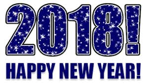 Image result for happy new year 2018 gif
