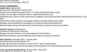 Entry Level Teacher Cover Letter Costumepartyrun