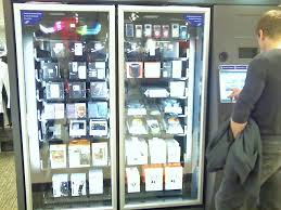 Toothbrush Vending Machine Beauteous IPod Vending Machine 48 Apostrophes