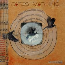 <b>Fates Warning</b> - '<b>Theories</b> of Flight' (Album Review) - The Prog Report