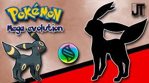 Mega evolution: Umbreon - YouTube