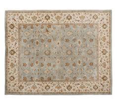 malika persian style rug pottery barn au