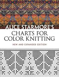 Alice Starmores Charts For Color Knitting New And Expanded