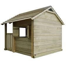 Huberxxl Huber Xxl Spielhaus Mit 3 Fenstern 204 X 204 X