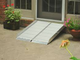 image of wheelchair ramps