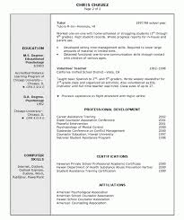 Education Section Of Resumes Art Teacher Resume Examples Sample Secondary Cv Template Education