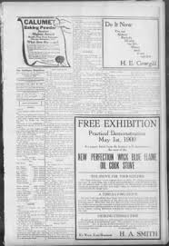 The Daily Republican from Burlington, Kansas on April 28, 1909 ...