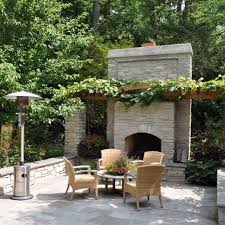 top 82 cool prefab outdoor wood burning fireplace outside designs for exciting pre built outdoor fireplace