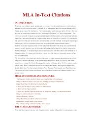 018 Essay Example Mla Citation Format Mersn Proforum Co Examples In